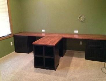 Futuristic L Shaped Desk Design Ideas 23