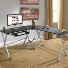 Futuristic L Shaped Desk Design Ideas 31