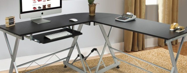 Futuristic L Shaped Desk Design Ideas 31