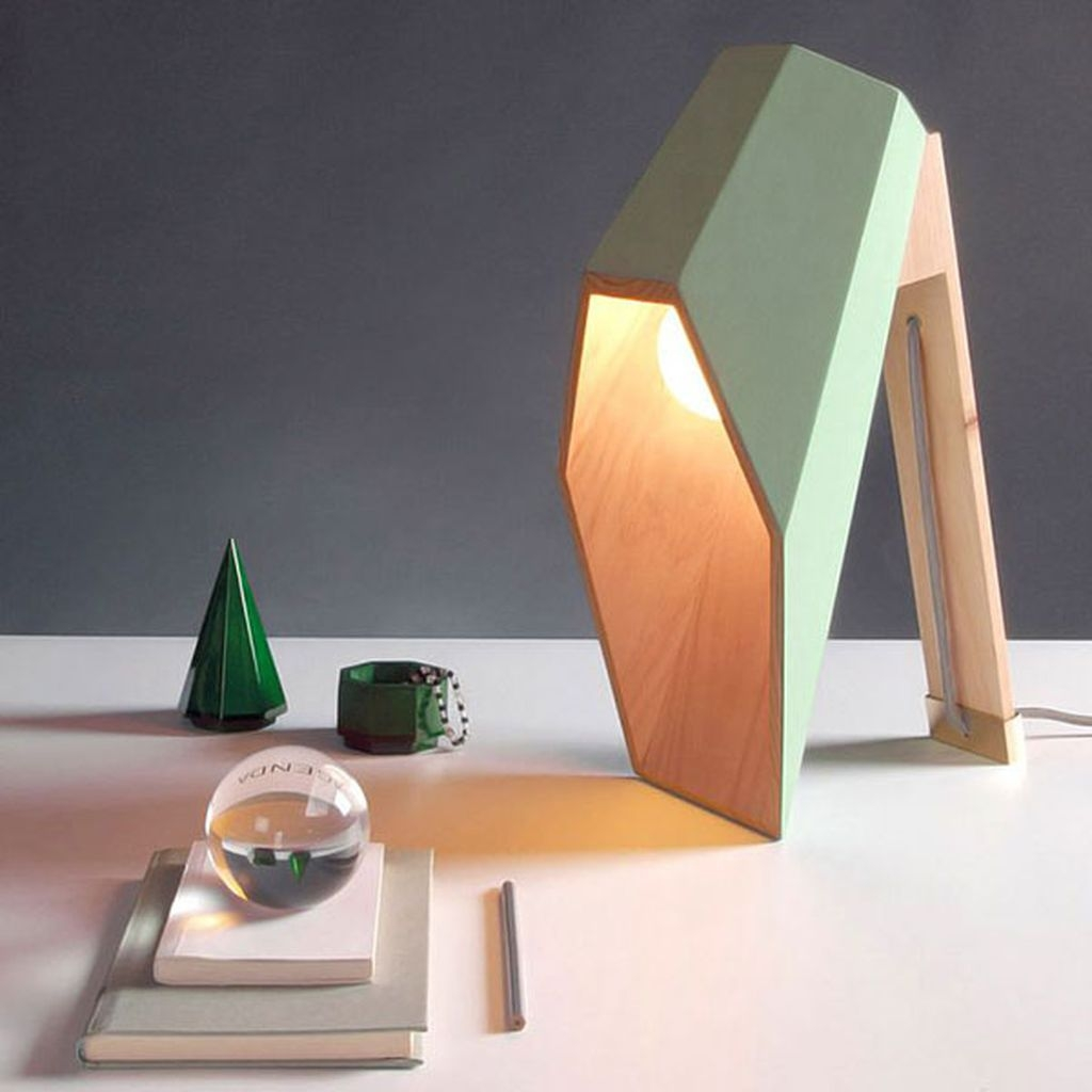Futuristic Table Lamps Design Ideas For Workspaces 12