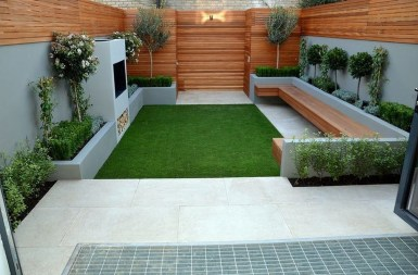 Incredible Small Backyard Garden Ideas 04