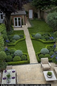 Incredible Small Backyard Garden Ideas 37