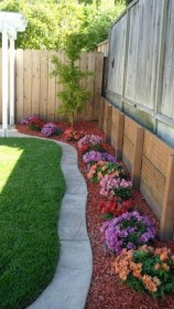 Incredible Small Backyard Garden Ideas 40