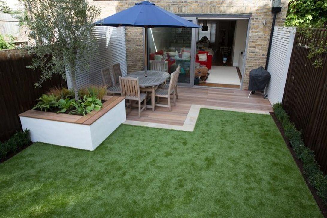 Incredible Small Backyard Garden Ideas 43