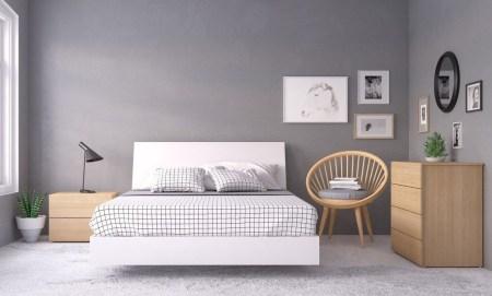 Modern And Stylish Scandinavian Bedroom Decoration Ideas 07