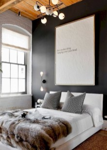 Modern And Stylish Scandinavian Bedroom Decoration Ideas 15