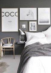 Modern And Stylish Scandinavian Bedroom Decoration Ideas 17
