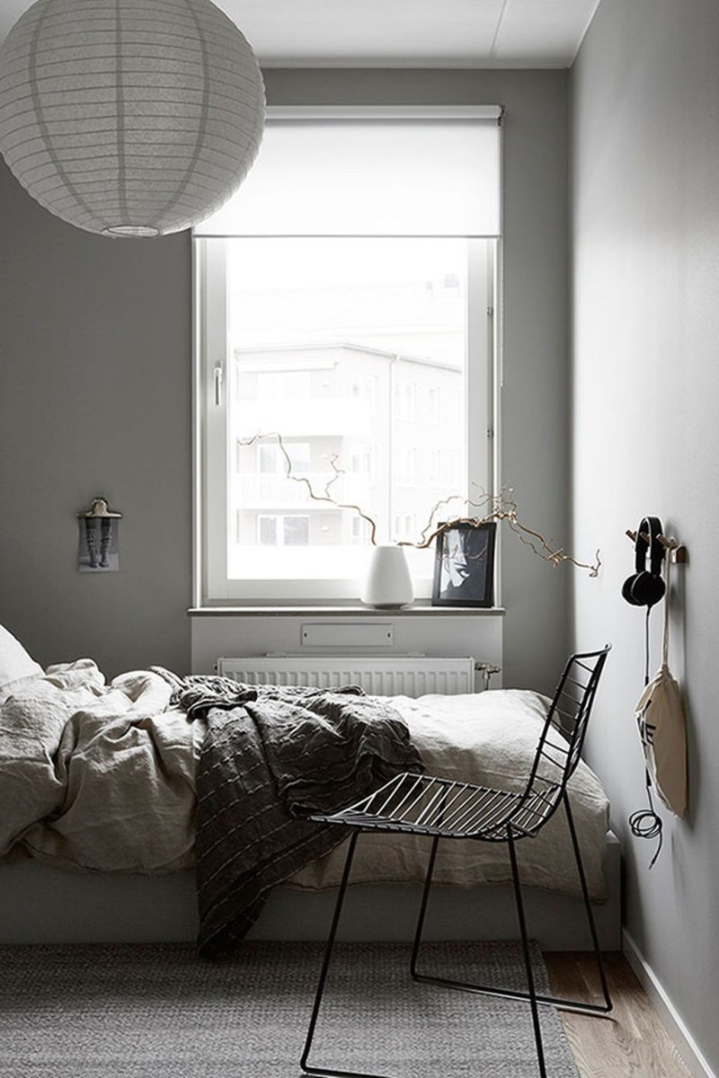 Modern And Stylish Scandinavian Bedroom Decoration Ideas 28