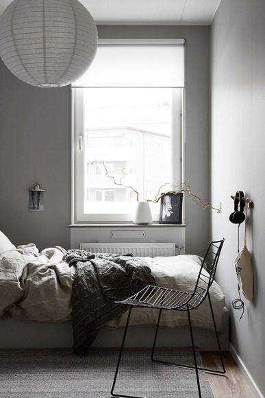 Modern And Stylish Scandinavian Bedroom Decoration Ideas 28