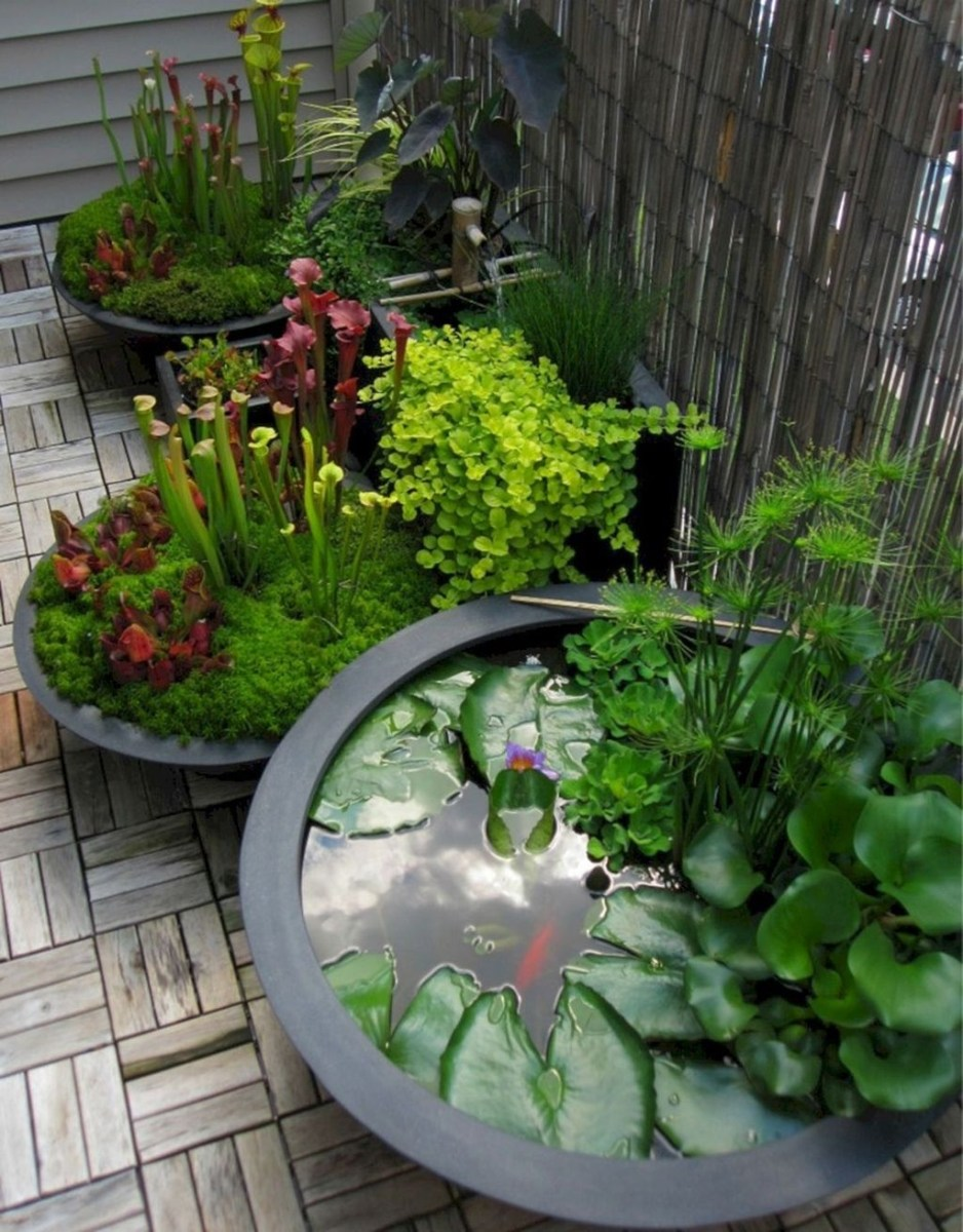 Relaxing Japanese Inspired Front Yard Decoration Ideas 29