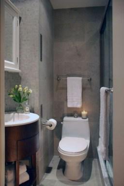 Simple And Cozy Wooden Bathroom Remodel Ideas 07