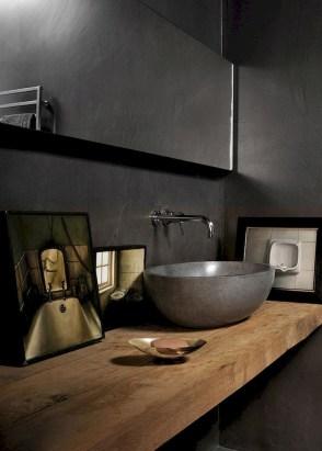 Simple And Cozy Wooden Bathroom Remodel Ideas 39