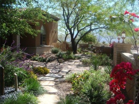 Totally Beautiful Front Yard Landscaping Ideas On A Budget 02