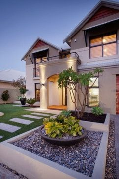 Totally Beautiful Front Yard Landscaping Ideas On A Budget 11