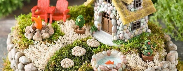 Totally Cool Magical Diy Fairy Garden Ideas 02