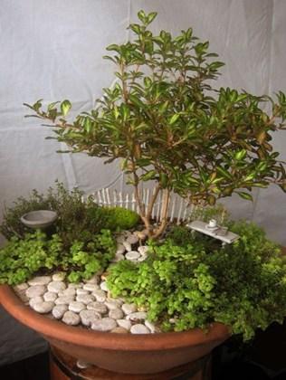 Totally Cool Magical Diy Fairy Garden Ideas 12