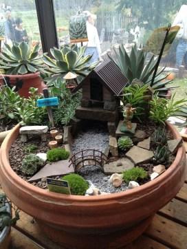 Totally Cool Magical Diy Fairy Garden Ideas 15
