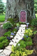 Totally Cool Magical Diy Fairy Garden Ideas 25