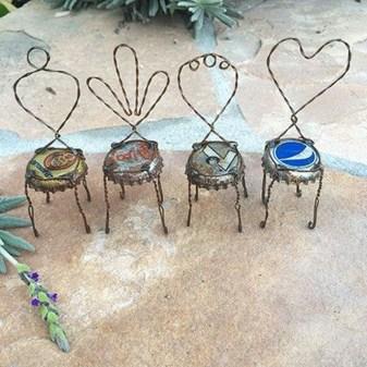 Totally Cool Magical Diy Fairy Garden Ideas 27