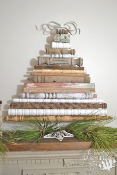 Vintage Christmas Decor Ideas For This Winter 36