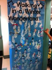 Adorable Winter Classroom Door Decoration Ideas 42