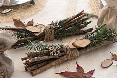 Amazing Winter Table Decoration Ideas 14