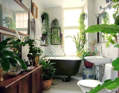 Awesome Winter Themed Bathroom Decoration Ideas 01