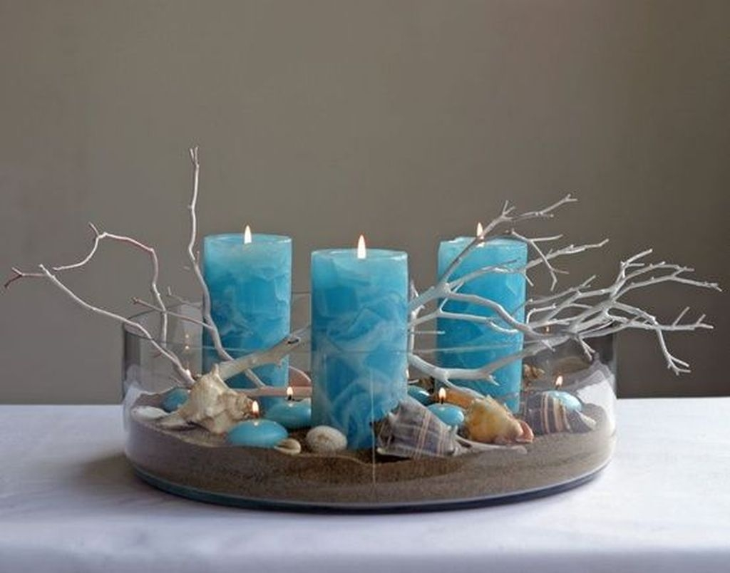 Awesome Winter Themed Bathroom Decoration Ideas 28