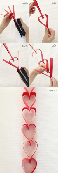Beautiful And Creative DIY Valentine Decoration Ideas For Your Home 40