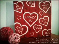 Cool And Cozy Red Valentines Day Decoration Ideas 08