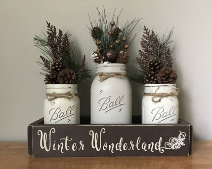 Cozy Winter Wonderland Decoration Ideas 07