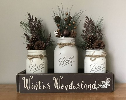 Cozy Winter Wonderland Decoration Ideas 07