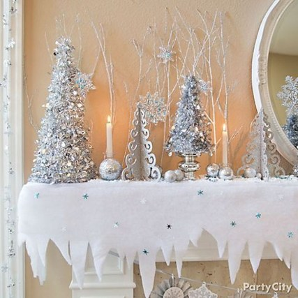 Cozy Winter Wonderland Decoration Ideas 11