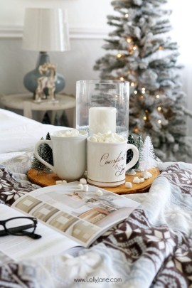 Cozy Winter Wonderland Decoration Ideas 23