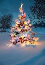 Cozy Winter Wonderland Decoration Ideas 24