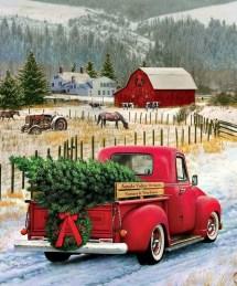 Cozy Winter Wonderland Decoration Ideas 29
