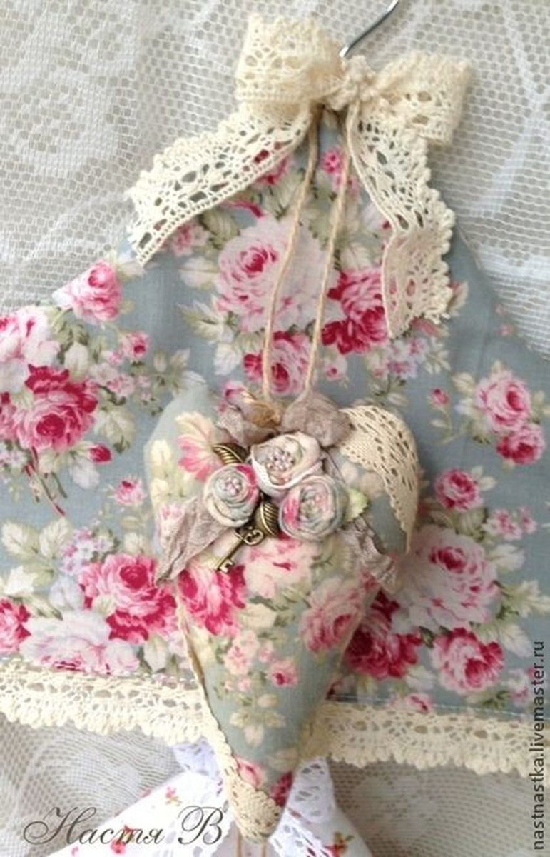 Cute Shabby Chic Valentines Decoration Ideas For Your Home 02