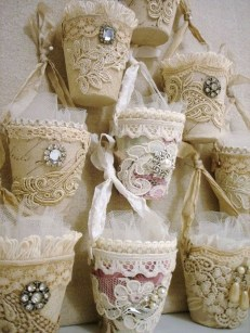 Cute Shabby Chic Valentines Decoration Ideas For Your Home 03