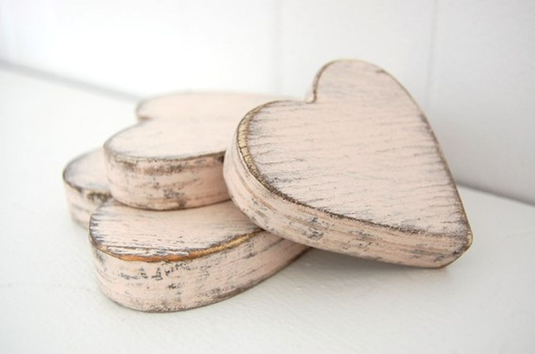 Cute Shabby Chic Valentines Decoration Ideas For Your Home 29