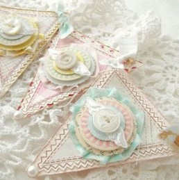 Cute Shabby Chic Valentines Decoration Ideas For Your Home 34