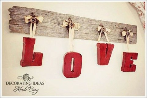 Easy Valentines Decoration Ideas You Should Try For Your Home 15