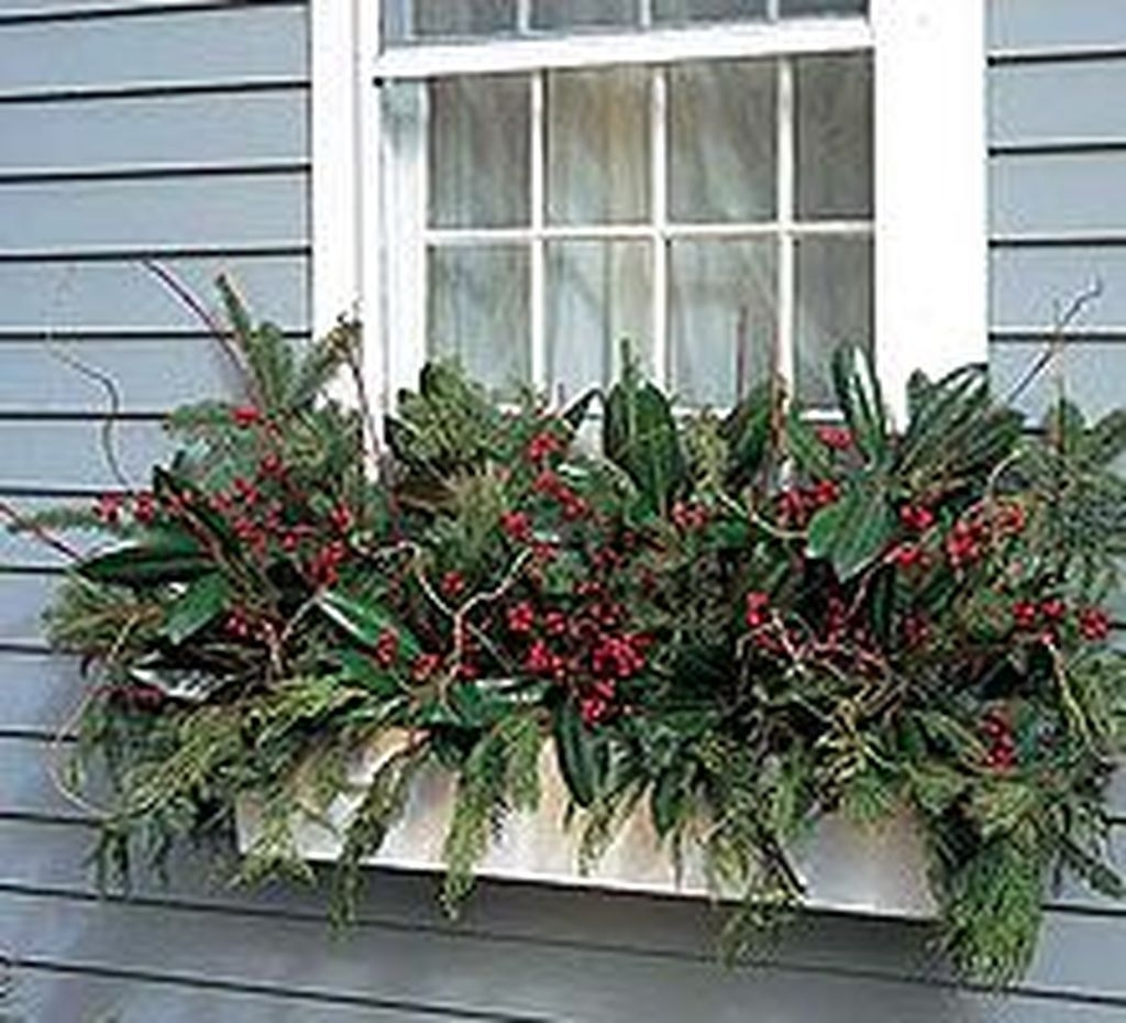 Fabulous Outdoor Winter Decoration Ideas 15