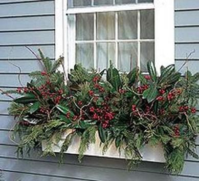 Fabulous Outdoor Winter Decoration Ideas 15