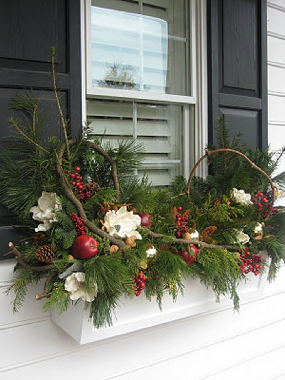 Fabulous Outdoor Winter Decoration Ideas 17 Homedecorish