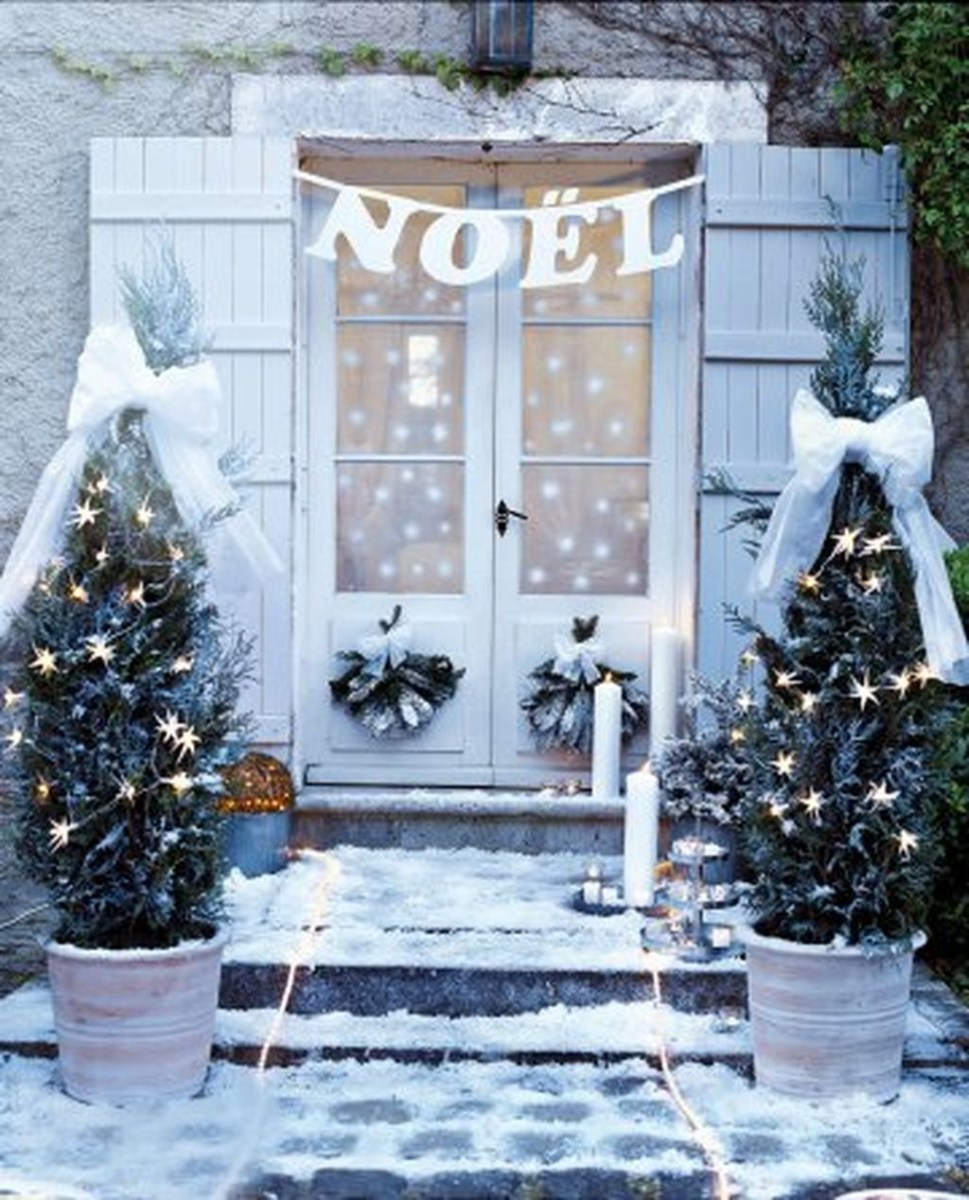 Fabulous Outdoor Winter Decoration Ideas 33