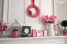 Inspiring Valentines Day Fireplace Decoration Ideas 29