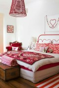 Romantic Valentines Bedroom Decoration Ideas 03