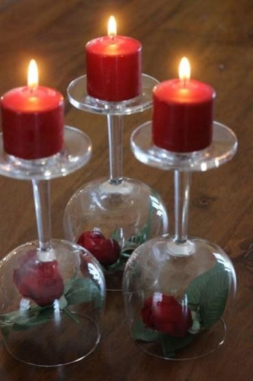 Romantic Valentines Bedroom Decoration Ideas 24