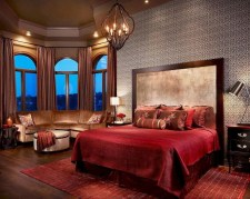 Romantic Valentines Bedroom Decoration Ideas 32