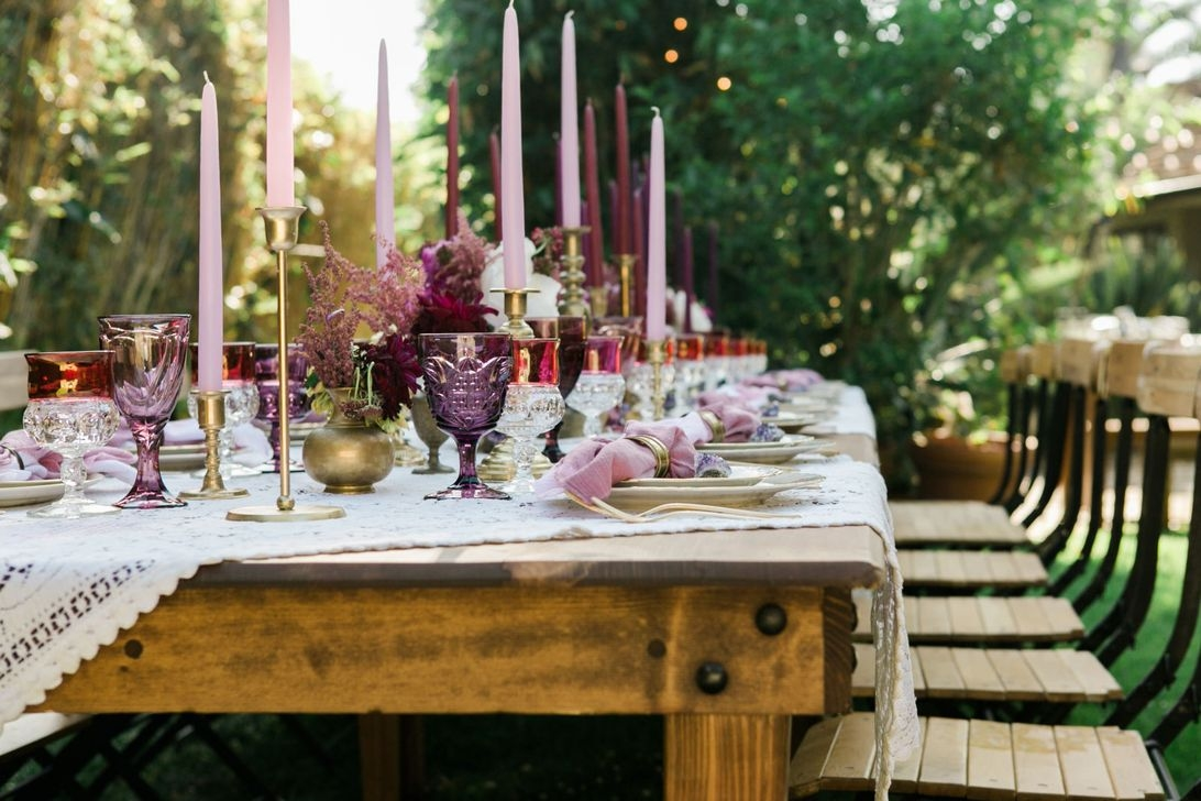 Romantic Valentines Day Dining Room Decoration Ideas 08